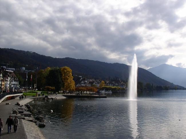 Цуг - Швейцария - фото upload.wikimedia.org