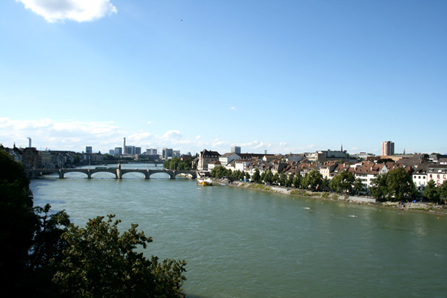 Базель - Швейцария - фото holidays-switzerland.ch
