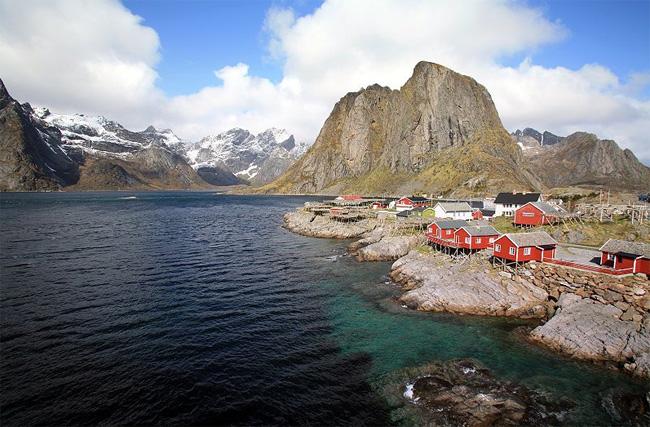 Норвегия - острова Лофотенские