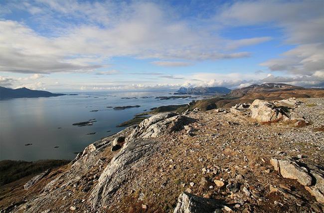 Природа Норвегии - горы