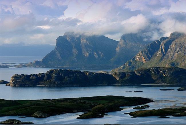 Острова - природа - Лофотены