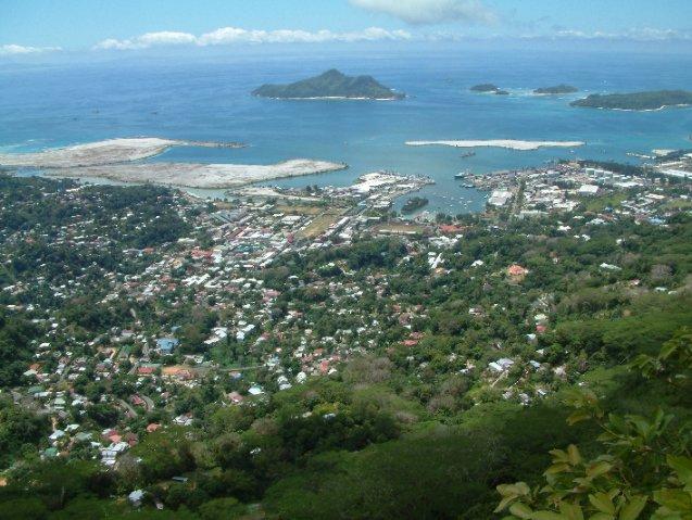 Столица Сейшел - Виктория