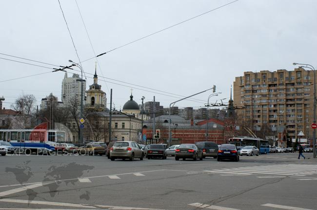 Матроны монастырь в Москве