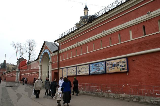 Покровский монастырь - Матрона