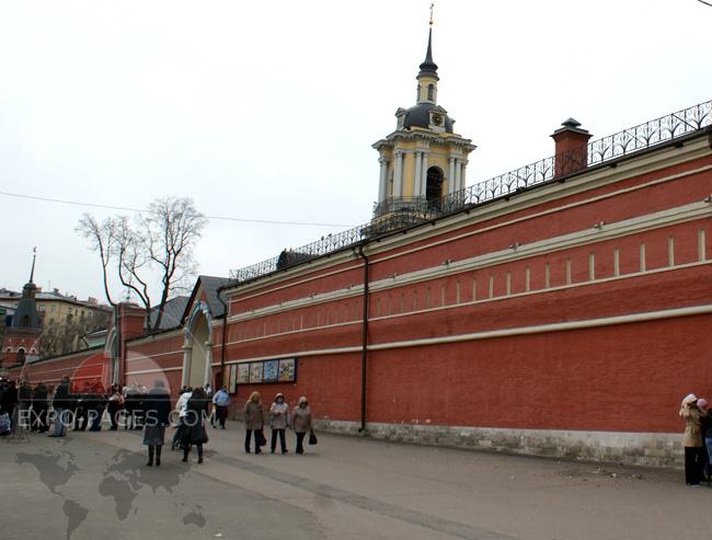 Покровский женский монастырь - Матрона