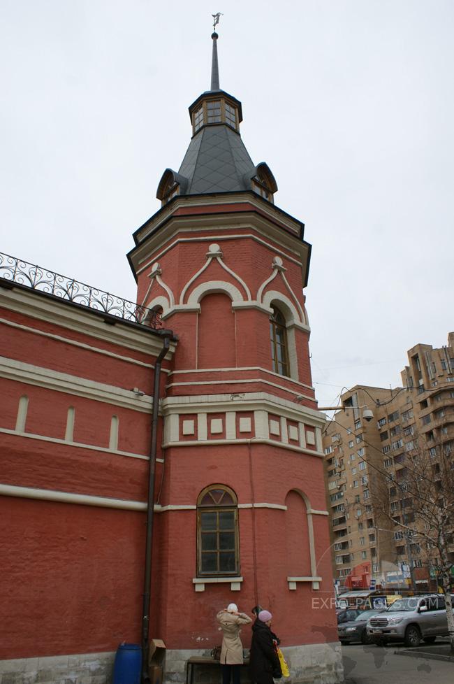 Матронин монастырь - Покровский