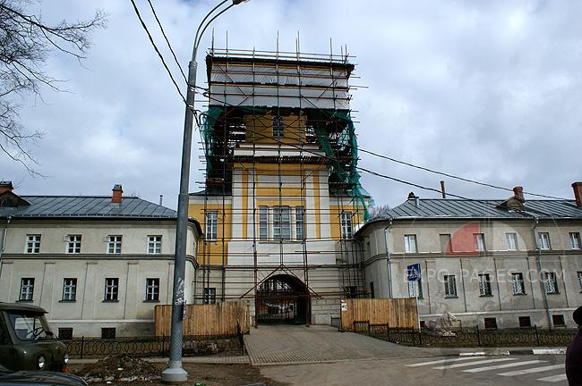 Хотьковский монастырь - поклониться и приложиться к мощам родителей Сергия Радонежского