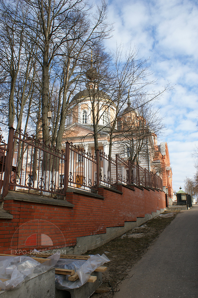 Хотьково - приидите и поклонитесь родителям Сергия Радонежского