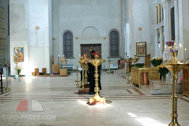 Монастырь - мощи родителей Сергия Радонежского