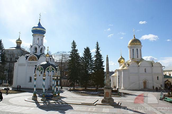 Фото Сергиевой лавры - Сергиев посад