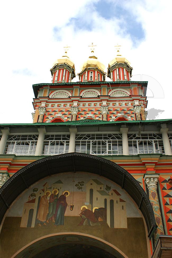 Сергиев посад - фото Храма Рождества пророка Ионанна Предтечи