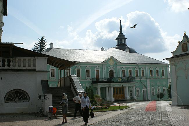 Митрополичьи покои - Свято Троице-Сергиева лавра