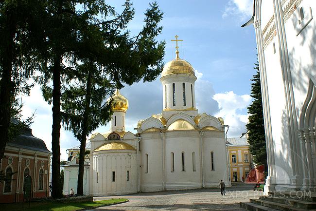Троицкий собор - Свято Троице-Сергиева лавра