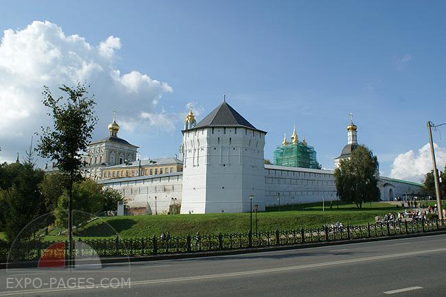 Монастырь - Сергиев Посад - фото