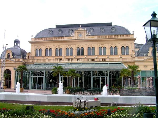 Казино в Баден-Баден