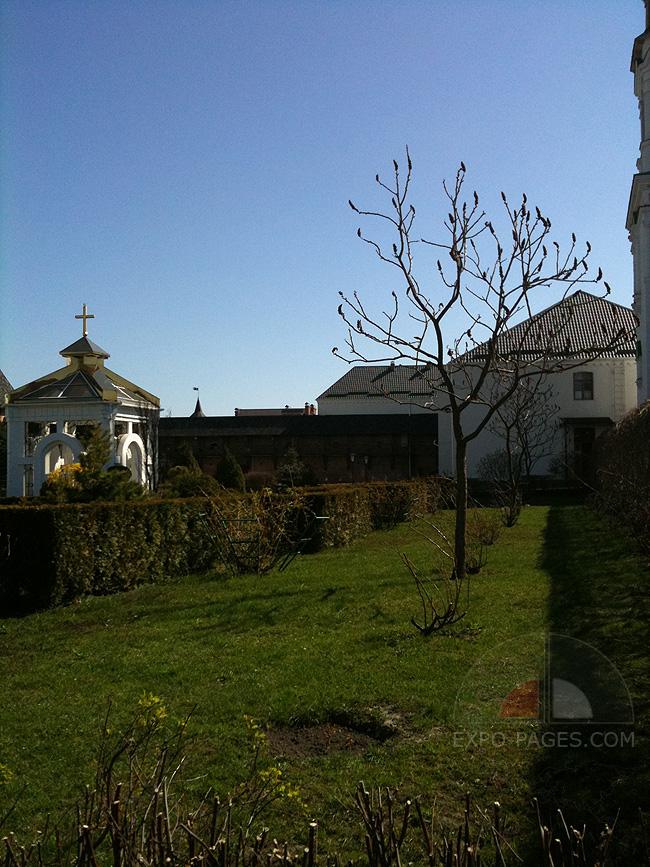 Фото Зимненского монастыря - недалеко от Владимир - Волынского