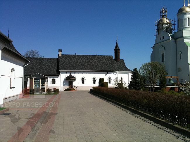Паломничество по монастырям Украины - Зимненский женский монастырь