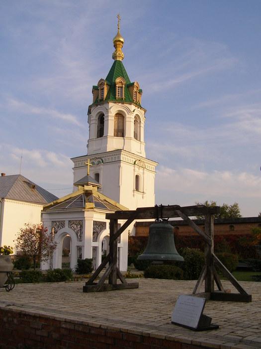 Фото Зимно - Святогорского монастыря, фото liveinternet.ru