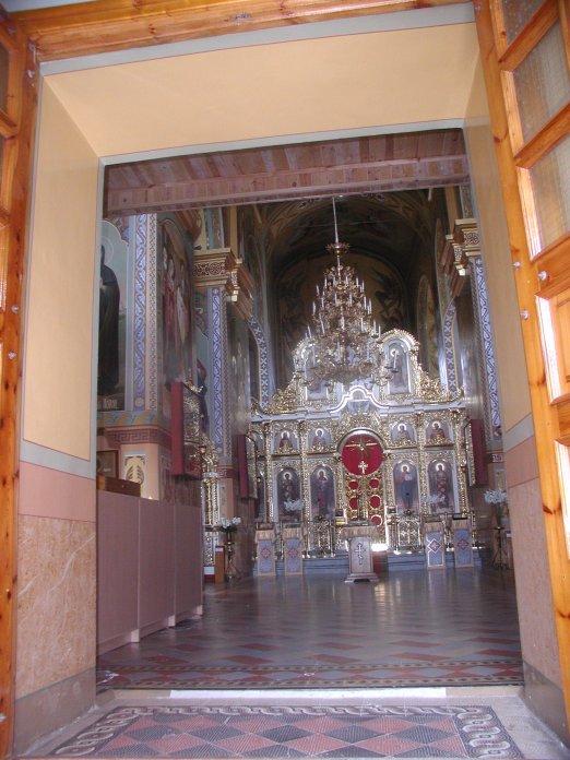 Внутри храма - фото liveinternet.ru