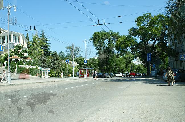 Улицы Севастополя - фото