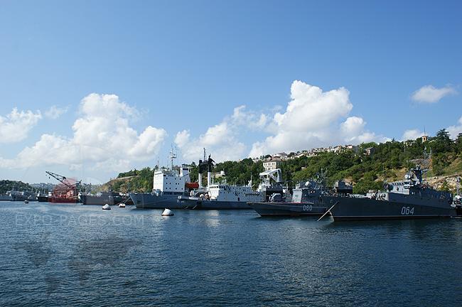 Корабли российского военно-морского флота