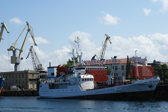 Морские экскурсии по Севастопольской бухте