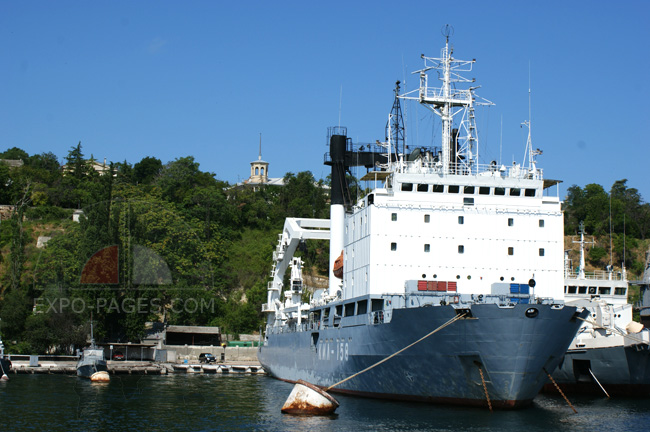 Севастополь - экскурсии морские - корабли