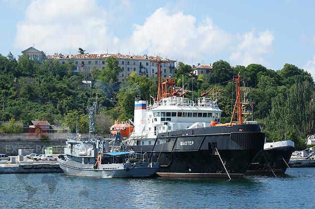 Морской флот Севастополя