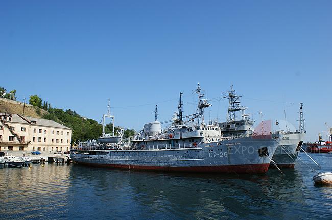 Севастополь - бухта в Севастополе