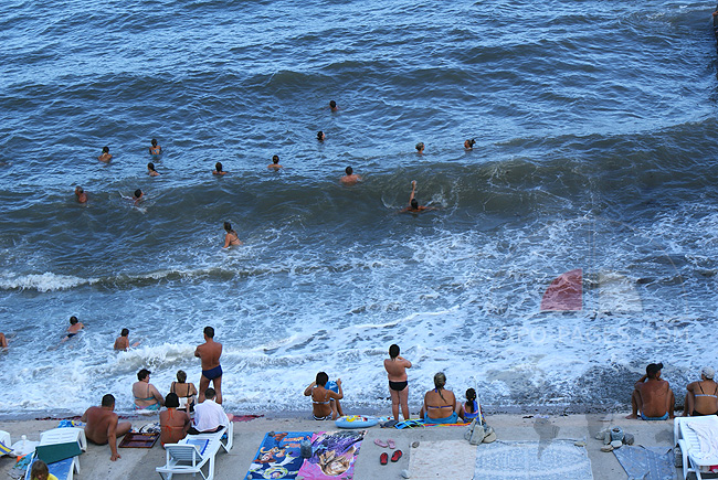 Какие в Крыму пляжи - фото
