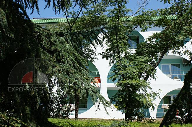 Корпус пансионата Семидворье - фото