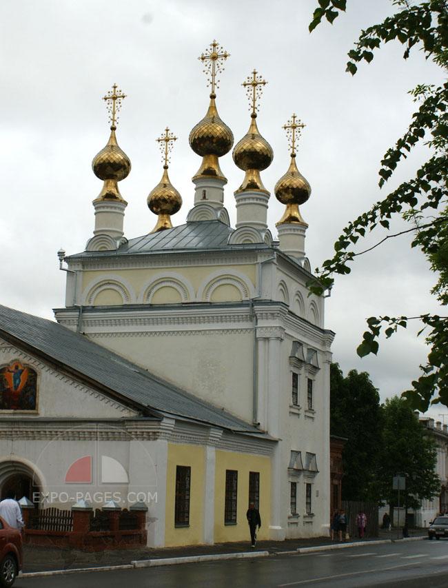 Муромская Вознесенская церковь - фото