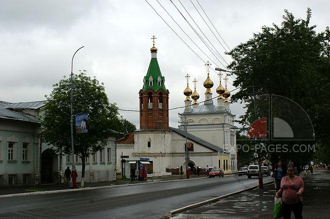 Паломничество по Мурому - фото церквей