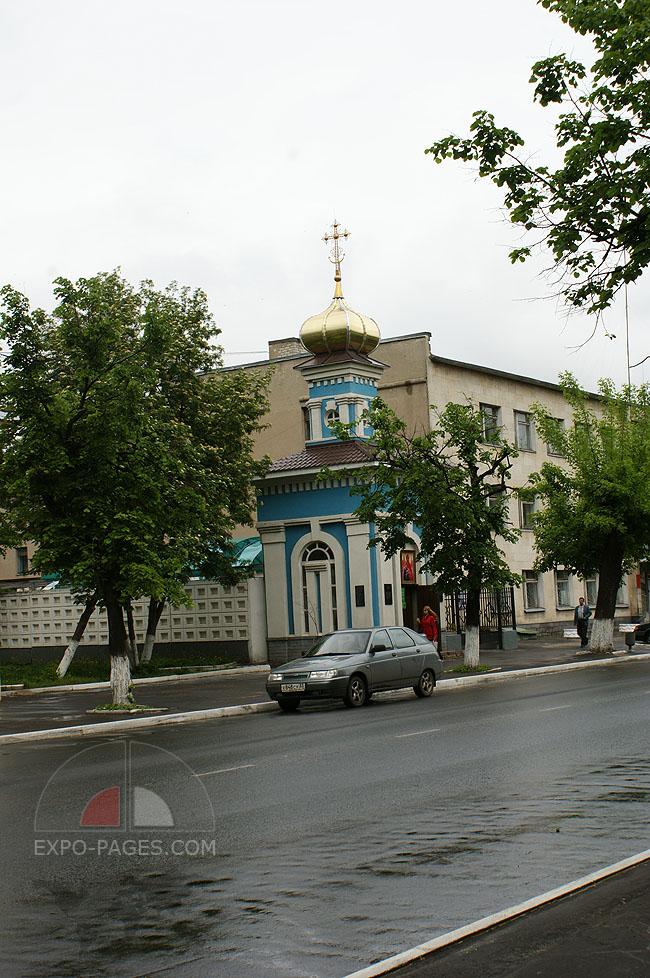 Муром - Часовня Михаила Архангела