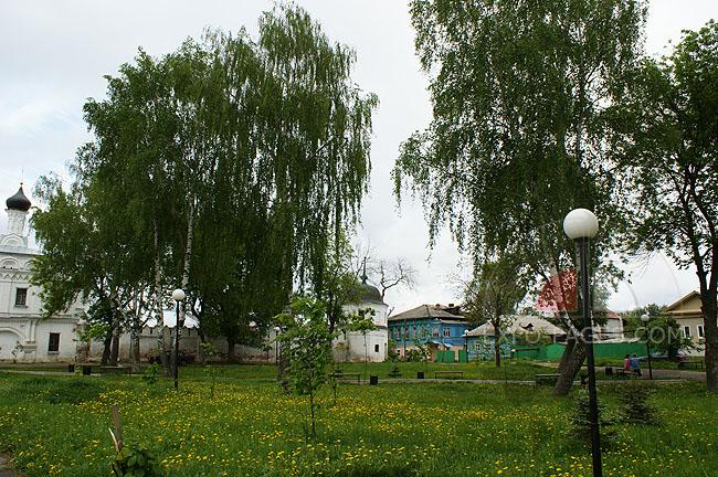 Благовещенский мужской монастырь в Муроме - фото