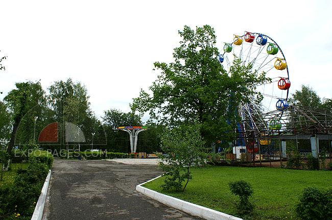 Муром - парк аттракционов - фото