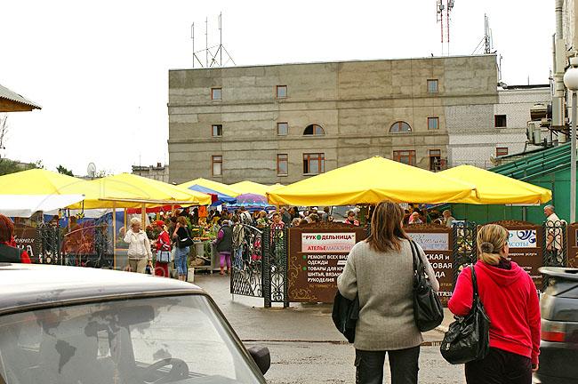Базар в Муроме - фото