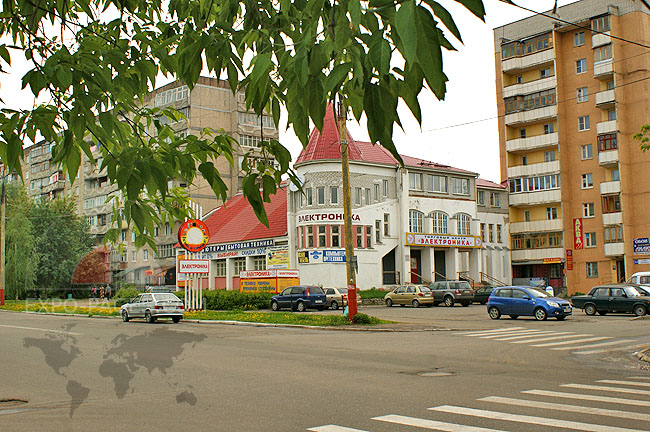 Муром - магазин бытовой техники - фото