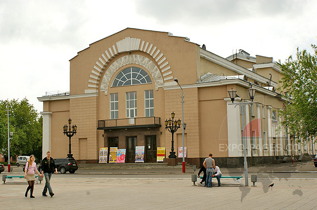 Дворец культуры им. 1100-летия г. Мурома