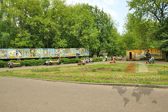 Центральный парк Мурома - фото