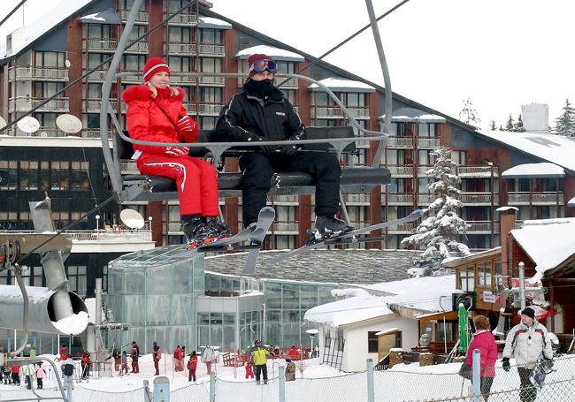 Боровец, горнолыжный курорт Болгарии, фото