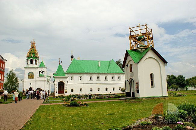 Паломничество по древним монастырям