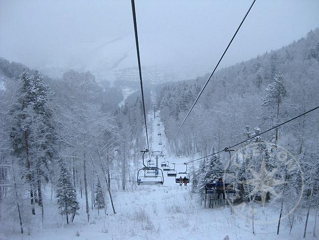 Новосибирцы, красноярцы - покататься на лыжах - фото