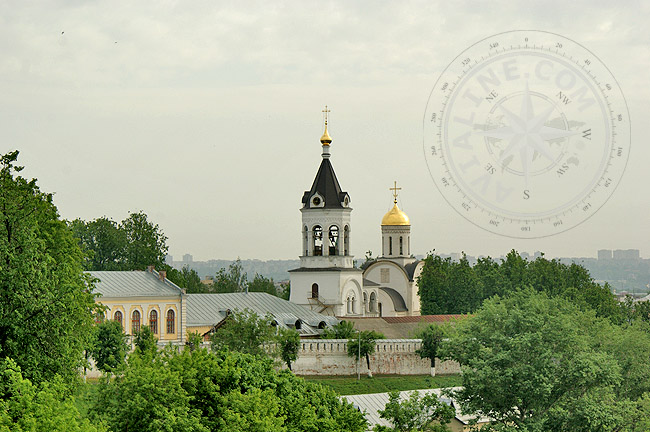 Колокольня Рождественского монастыря