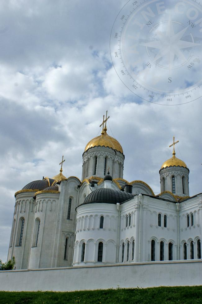 Владимир - фото Успенского собора