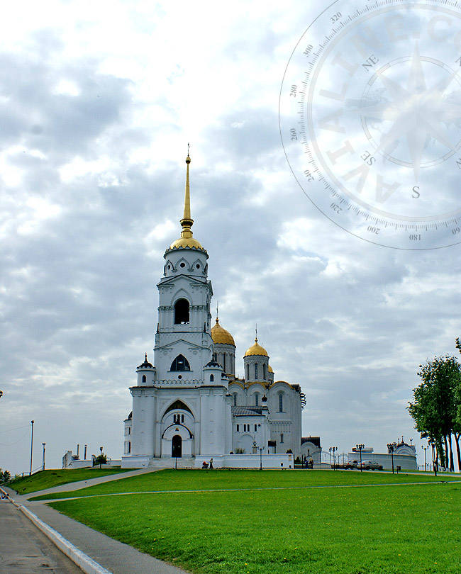 Успенский собор - Золотое кольцо России