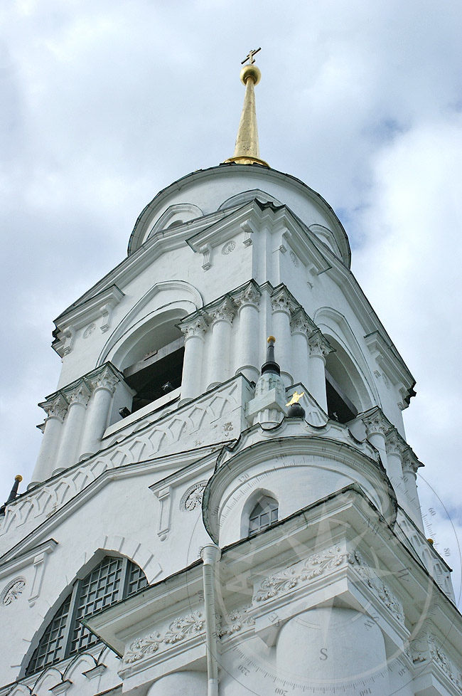 Колокольня - Успенский собор