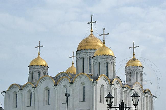 Купола - Успенский собор