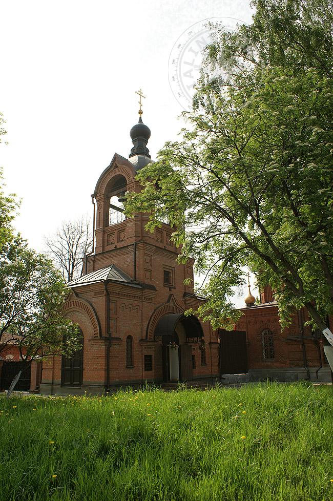 Храм Архангела Михаила - Владимир