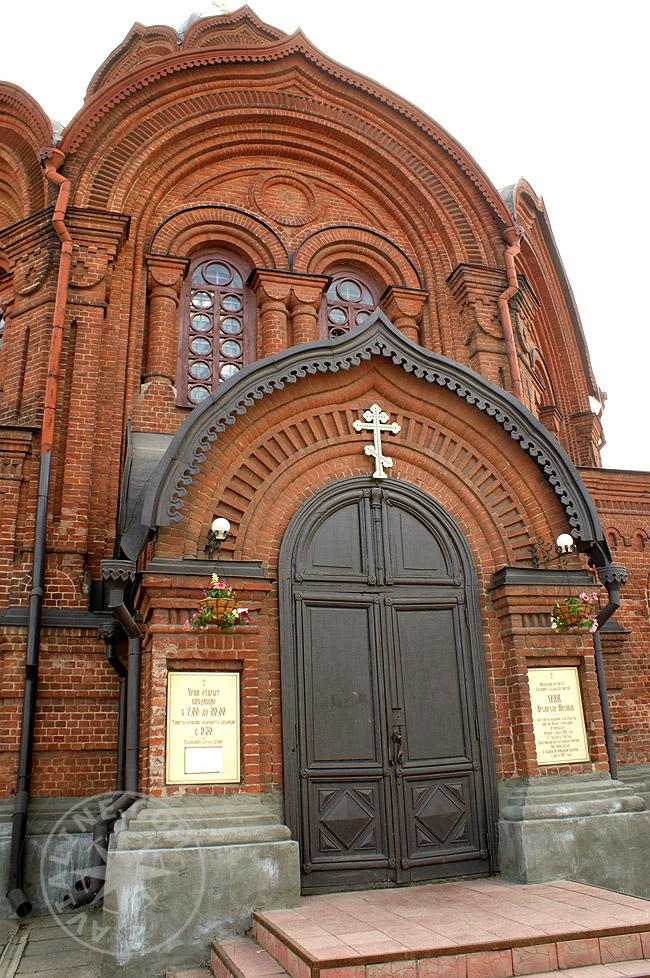 Церковь Архангела Михаила - Владимир